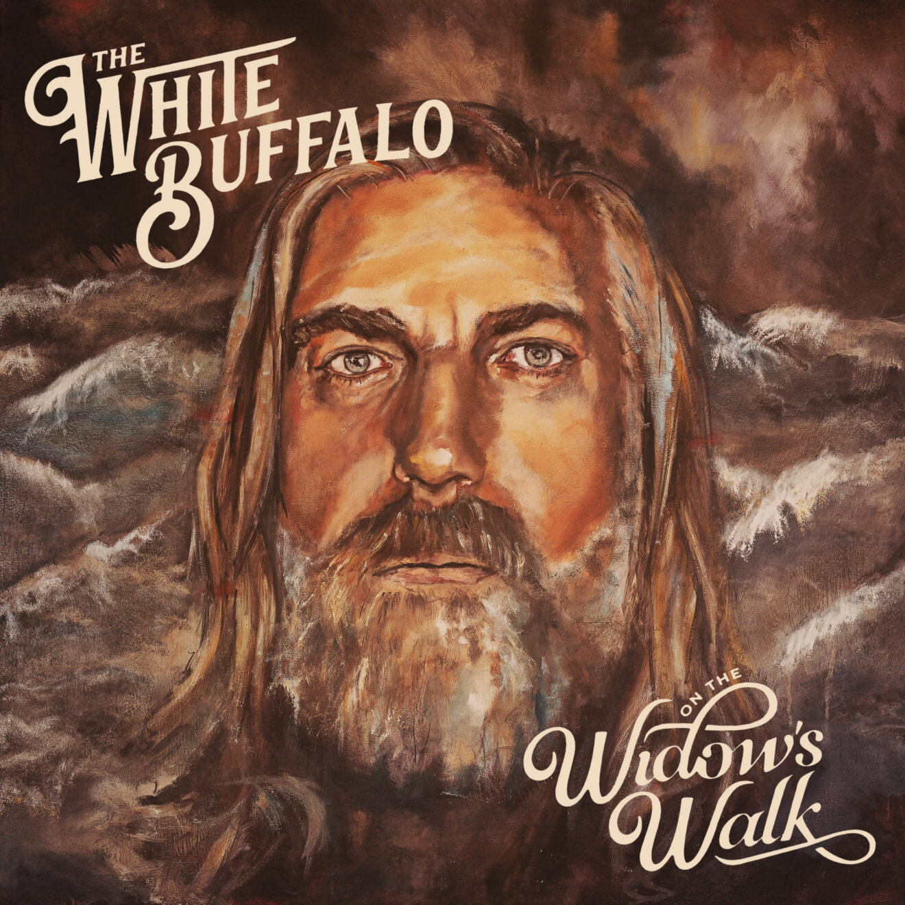 The White Buffalo On The Widows Walk