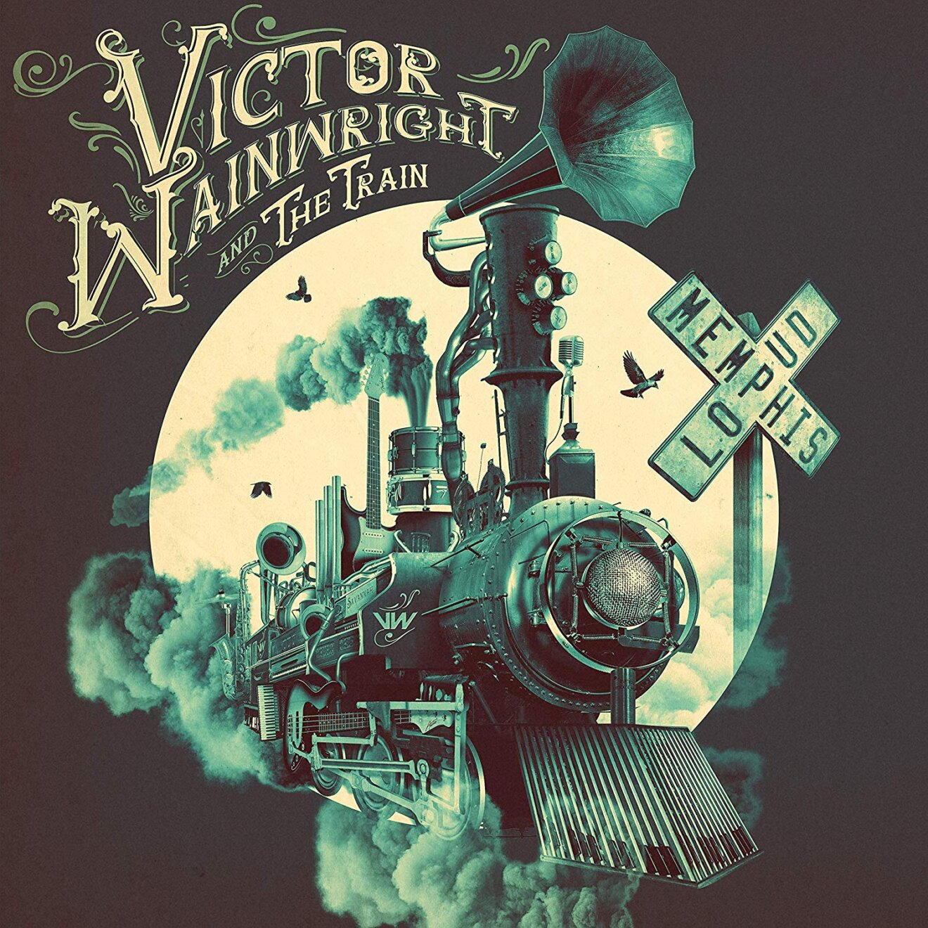 Victor Wainwright And The Train Memphis Loud