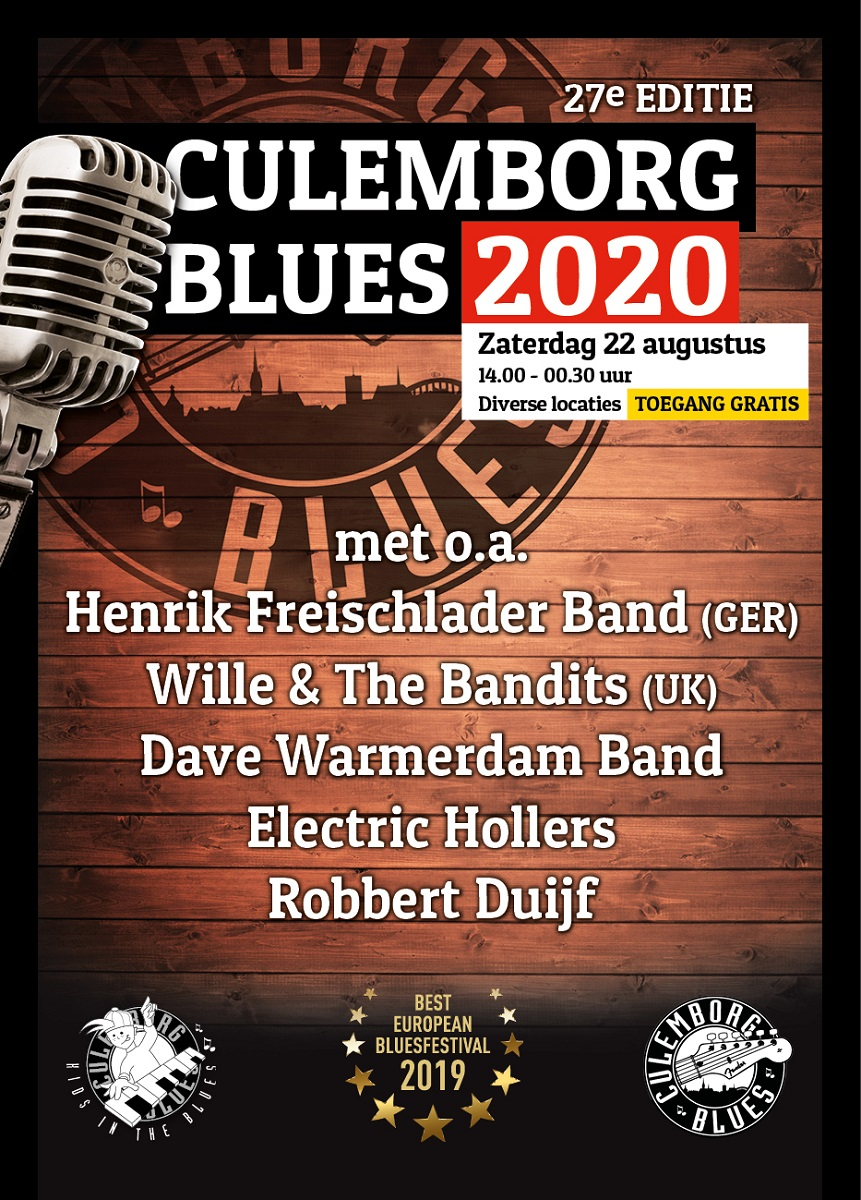 Culemborg Blues 2020