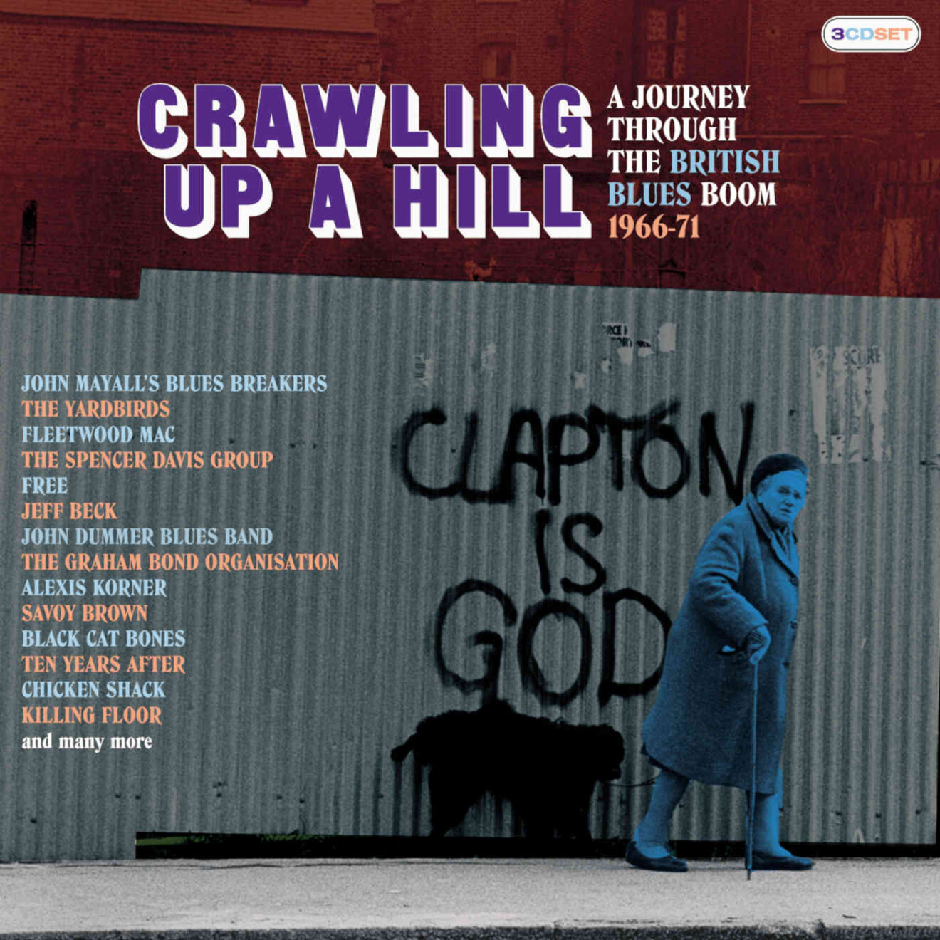 Crawling Up A Hill - Various Artists