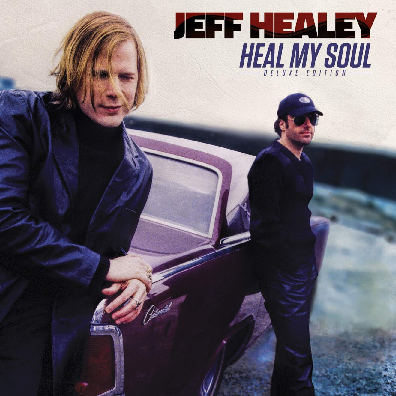 Jeff Healey - Heal My Soul (Deluxe Edition)