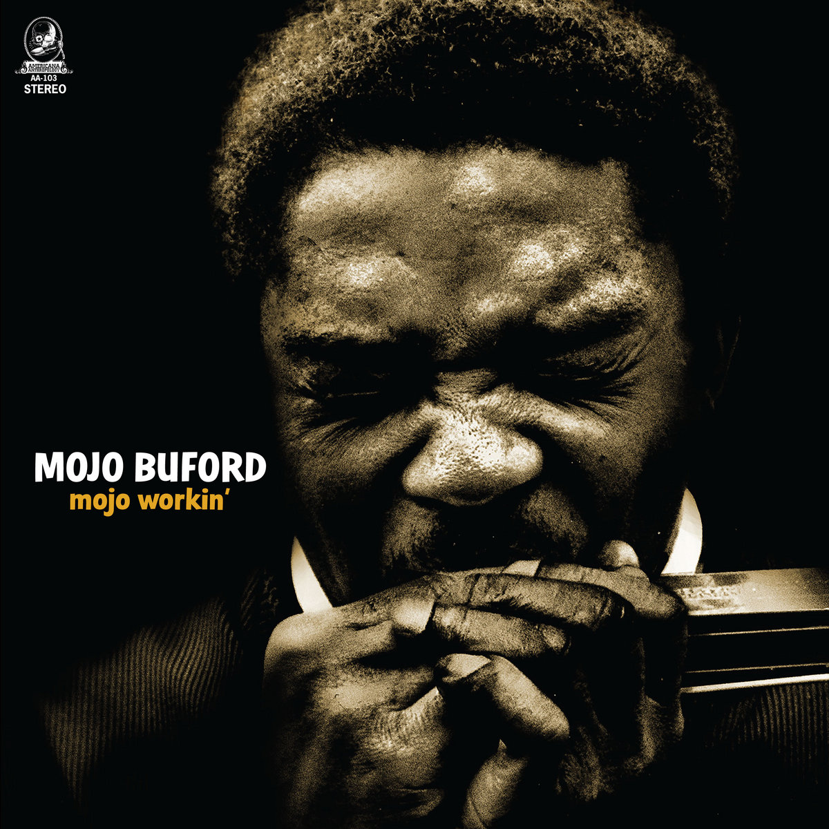 Mojo Buford Mojo Workin