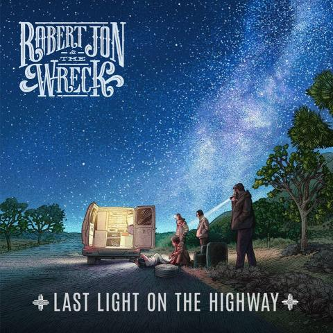 Recensie: Robert Jon & The Wreck – Last Night On The Highway